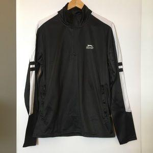 Slazenger Men's Pullover Pockets. Med. Long Sle…